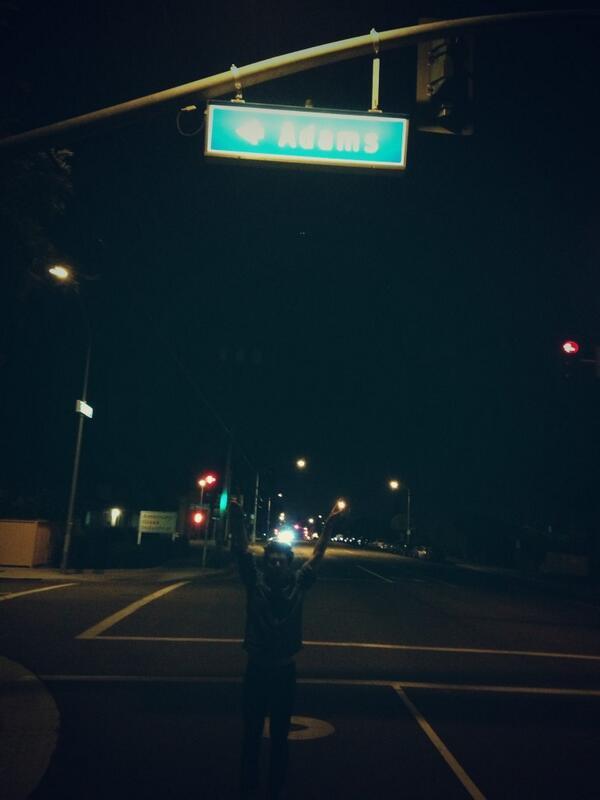 Un boulevard a son nom
