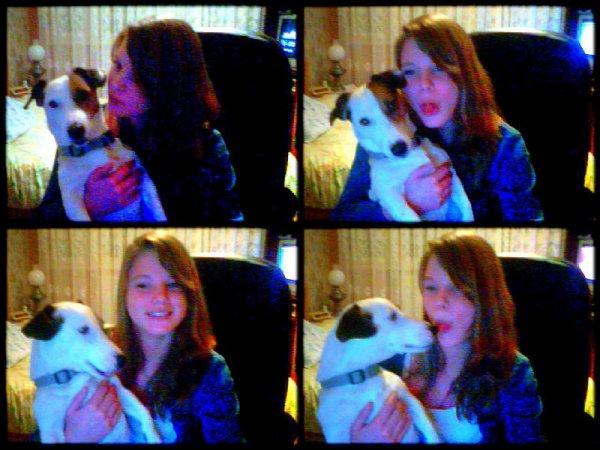 Mon amour de chien :) <3