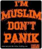 i am muslim don't panik