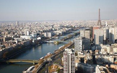 Mon camp à Paris