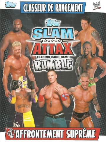 Slam Attax Rumble (4e série)