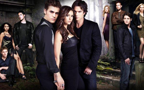 *The Vampire Diaries*