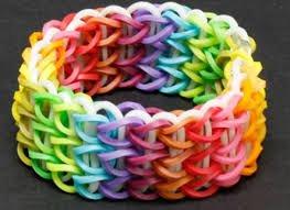 Rainbow loom fan