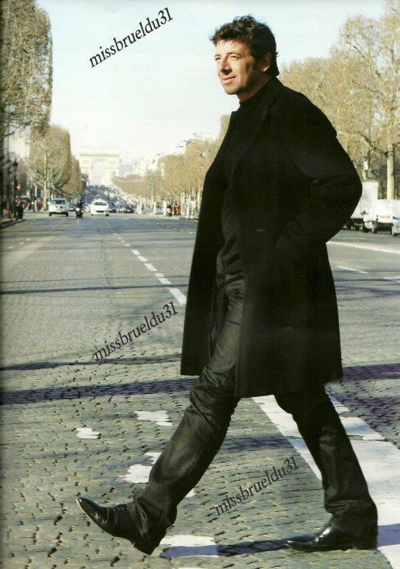 Patrick bienvenue sur mon blog consacr mon idole - Gaumont pathe labege ...