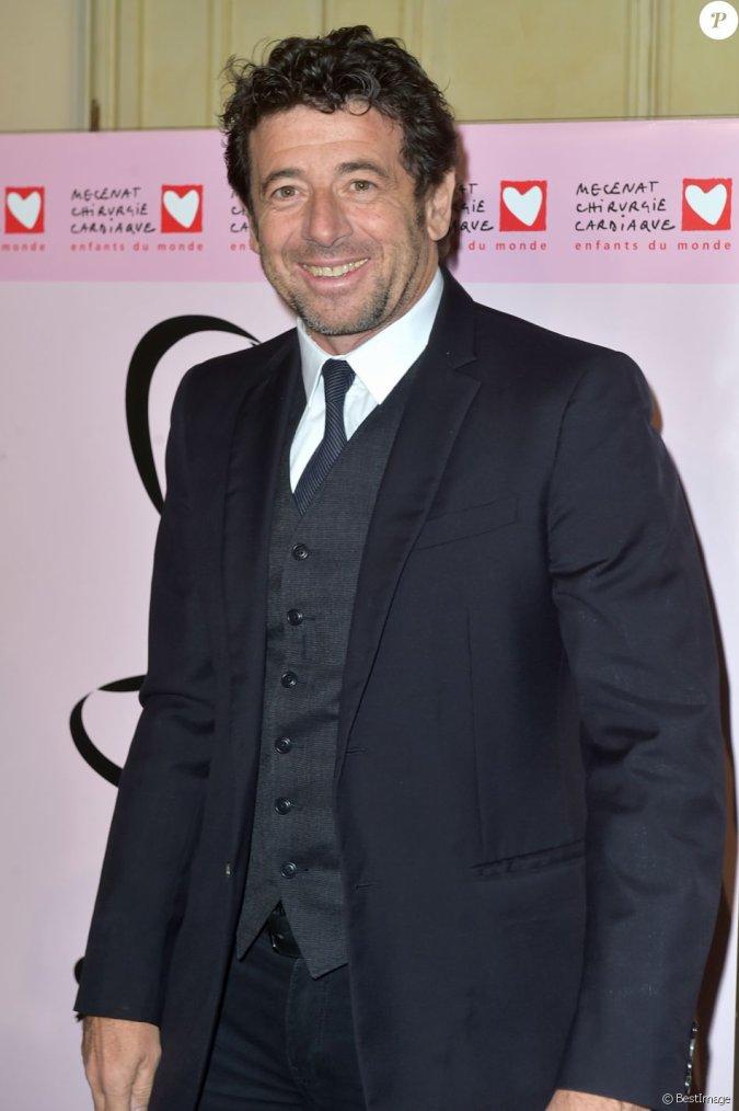 """♥ ♥ ♥ Patrick Bruel face à Emmanuelle Boidron florale pour un beau """"Gala du Coeur"""" ♥ ♥ ♥"""
