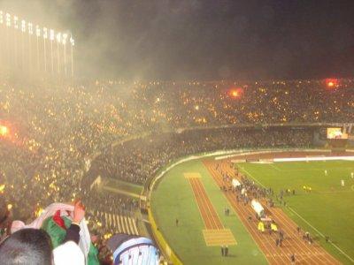 Algerian fans