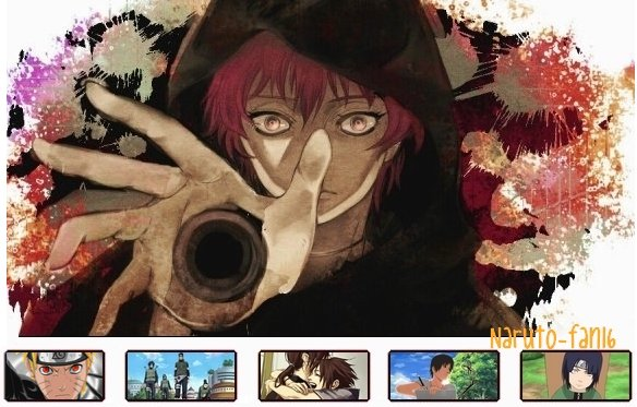 So Sasori  & Gaara ♥... [Where is Gaara ??]