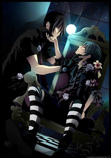 Sebastian/Ciel/Claude/Alois