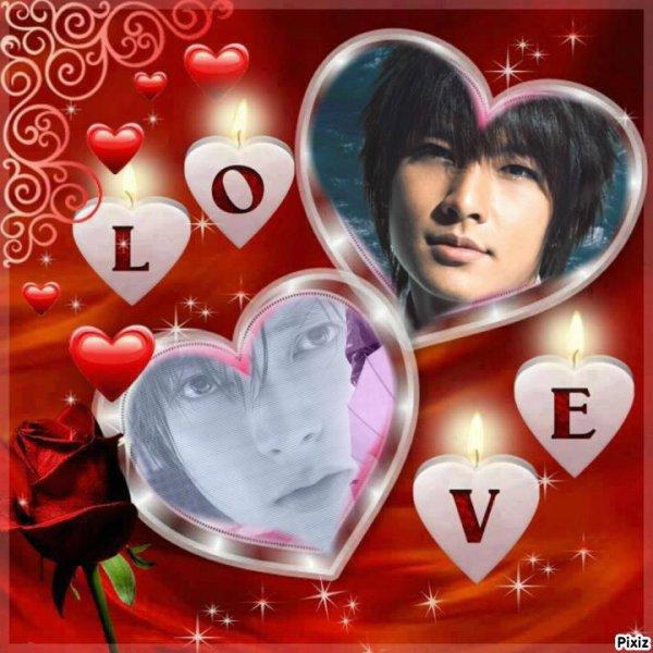 Tomohisa yamashita et Aaron yan