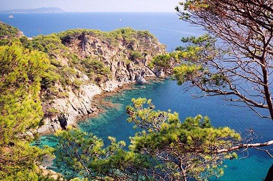 L'île du Levant : le paradis des naturistes