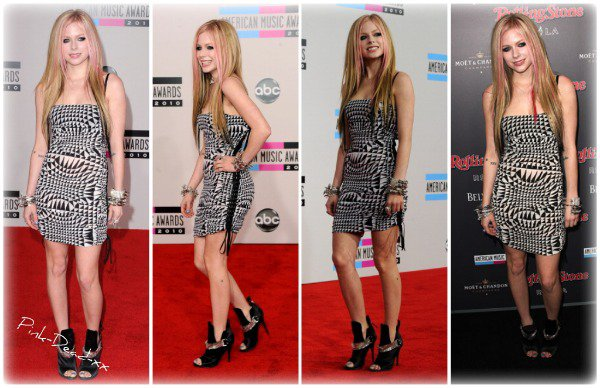 ; 21 Novembre 2010: AMERICAN MUSIC AWARDS !  ;