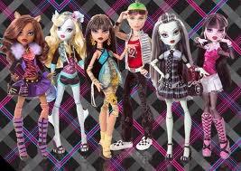 Des nouvelles poupées super !
