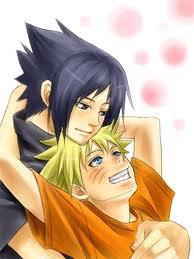 Pour ce qui aime le couple Sasu-Naru   ♥