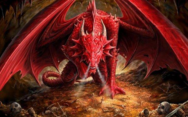 Les Dragons.