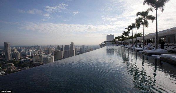 mon séjour de 3 jours a singapour