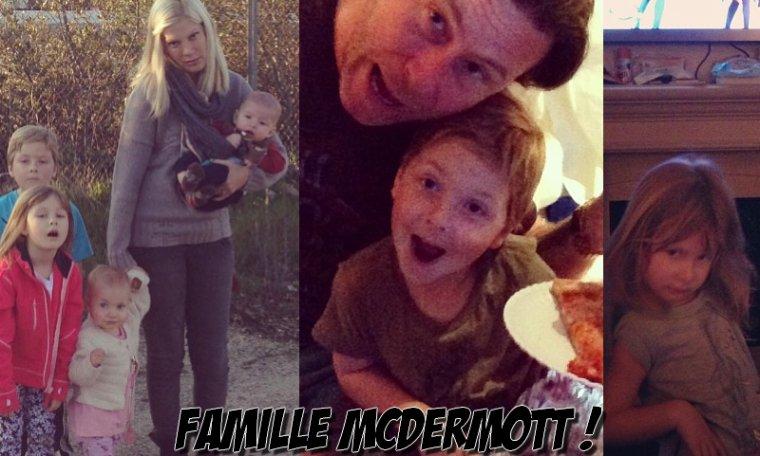 Voici des photos postées par Tori récemment ! J'adore celle ou elle est avec ses 4 enfant