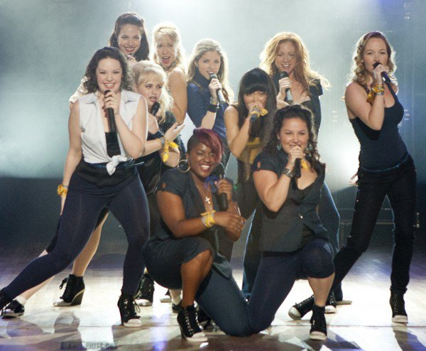 pitch perfect(the hit girls)