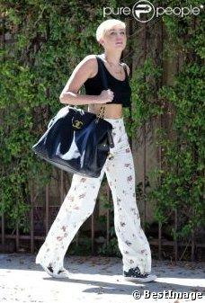 Miley Cyrus : Ultimes retouches à son nouvel album, attendu pour 2013