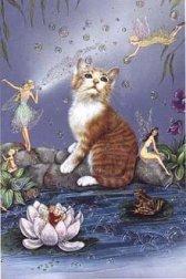 les fées et les animaux