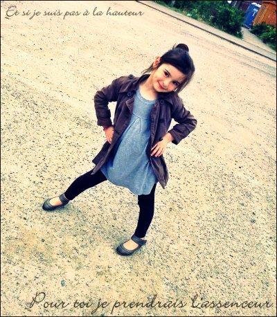 La seule princesse de mon coeur ♥ !