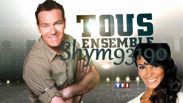 """Shy'm et Tony Parker dans """" Tous ensemble """" sur TF1 !"""