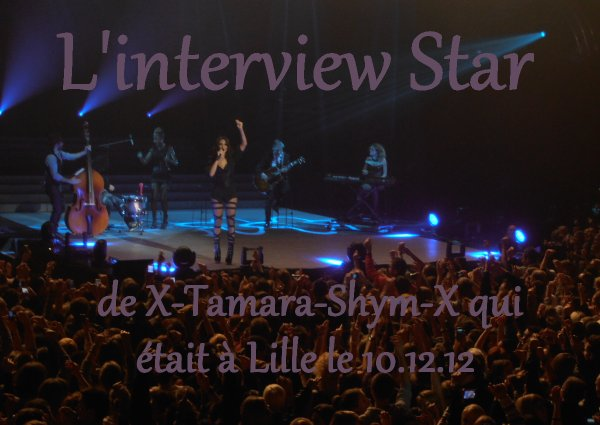 L'interview Star