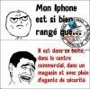 Sa c'est mon iphone!