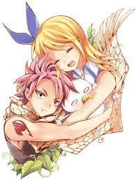 il y a de l'amour dans l'air a fairy tail