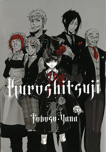 Kuroshitsuji-Black Butler