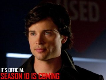 IT'S OFFICIAL - SMALLVILLE SEASON 10 IS CONFIRMED NOW BY THE CW