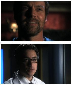 SMALLVILLE SEASON 10 - MORE GUESTS IN THE TWO FIRST EPISODES