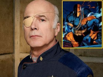 SMALLVILLE SEASON 10 - DEATHSTROKE COMES TO SMALLVILLE