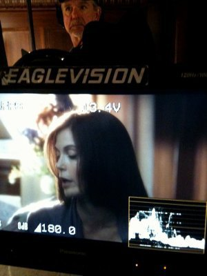 SMALLVILLE SEASON 10 - HARVEST SPOILER + ELLA LANE PICTURE