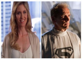 SMALLVILLE SEASON 10 BIG NEWS - LARA AND JOR-EL ARE BACK