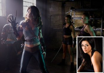 SMALLVILLE SEASON 10 - THE FEMALE FURIES ARE BACK