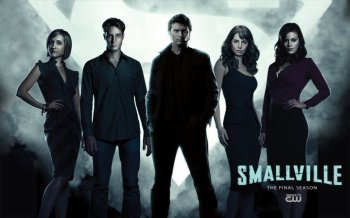 THE LAST DAY OF SMALLVILLE SEASON 10 FILMING IS TODAY