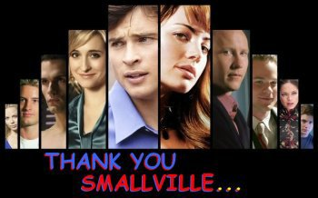 TO ALL SMALLVILLE CAST AND CREW - THANK YOU...