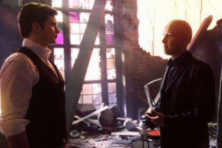 SMALLVILLE SEASON 10 - LEX LUTHOR/CLARK KENT: THE LAST BATTLE