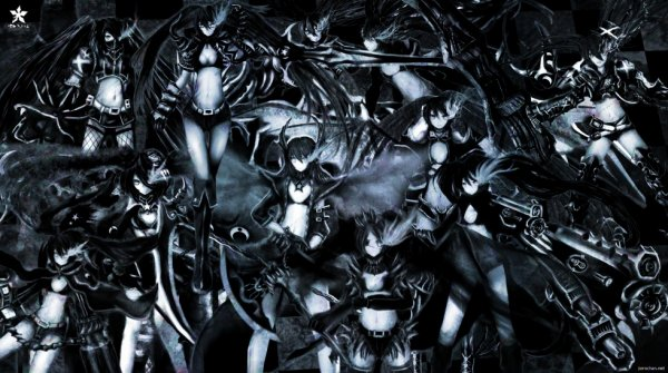 Black Rock Shooter :D