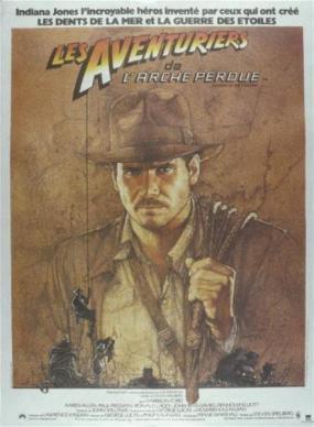 Les aventuriers de l'arche perdu et Indiana Jones