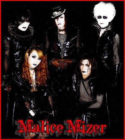 *** Malice Mizer ***