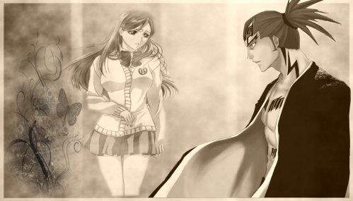 Renji & Orihime
