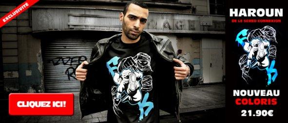 Découvrez ici en avant première toutes les nouveautés du site tshirt-hiphop.com !