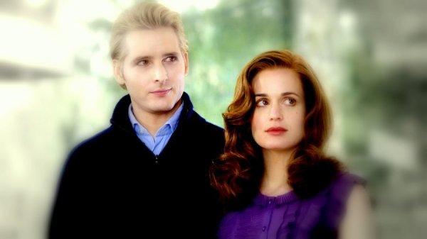 Carlish et Esmée Cullen