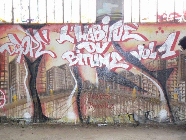 L'Habitué Du Bitume Vol.1 / Habitué Du bitume Feat Menox Beat By Brookz (2013)