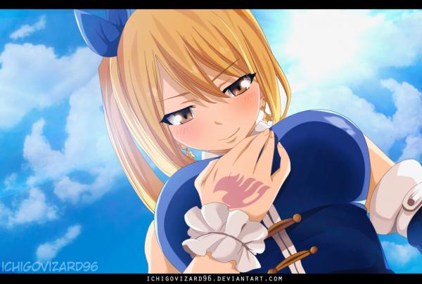 D'étrange retrouvaille (Natsu x Lucy)