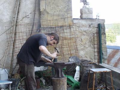 la forge medieval