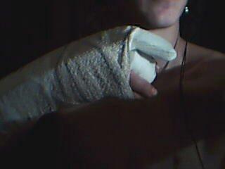un doigt