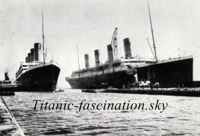 Titanic/ Olympic/ Britannic