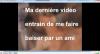 Ma dernière vidéo en train de faire baiser par un ami